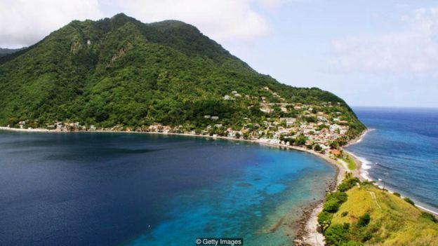 Paisaje del Caribe