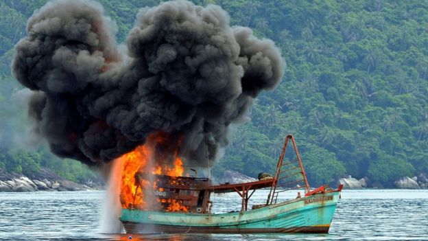 kapal, indonesia