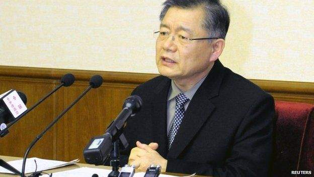 Hyeon Soo Lim, head pastor of one of Canada's largest congregations who has been detained by North Korea since February