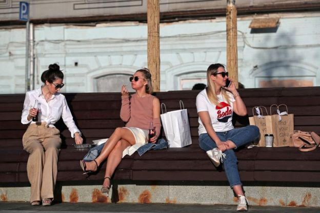 Perempuan Rusia