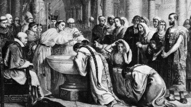 Conversión forzada de musulmanes en 1500