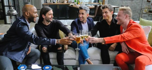 Why is Netflix's Queer Eye connecting so much with viewers? - BBC News