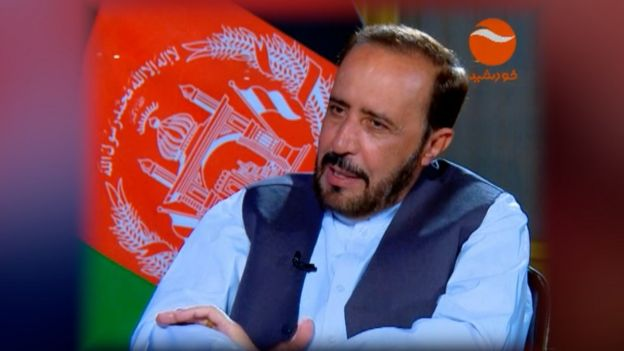 Habibullah Ahmadzai