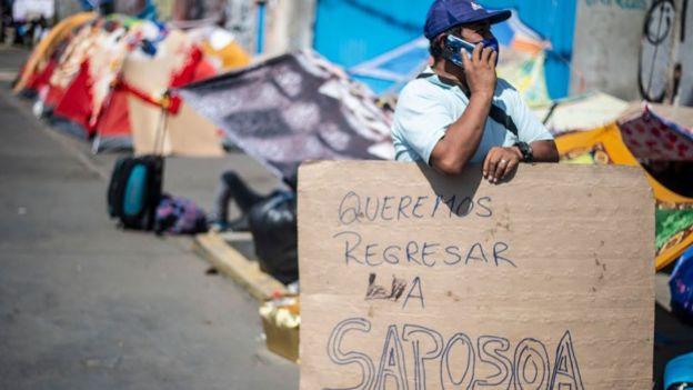 Al menos 200.000 peruanos quieren volver a sus provincias de origen ante la pandemia.