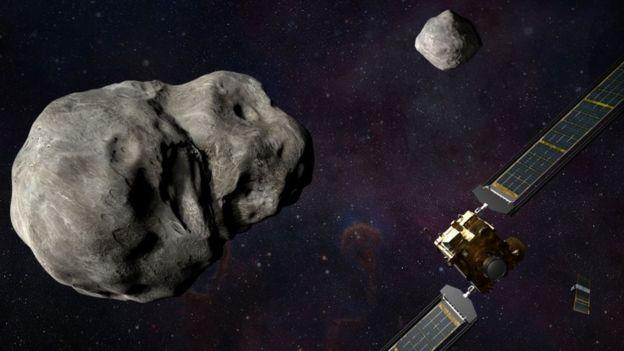 Cómo es Dimorphos, el asteroide que la NASA intentará desviar en su primera misión de defensa planet _113139842_nasature