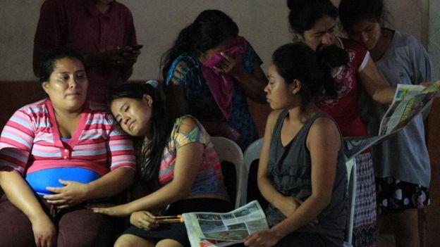 Foto cortesía del diario Prensa Libre de Guatemala, Fotografía de Carlos Ovalle.
