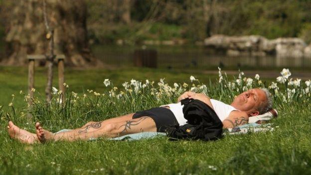 El concepto de descanso puede variar, pero una buena siesta no tiene rival.