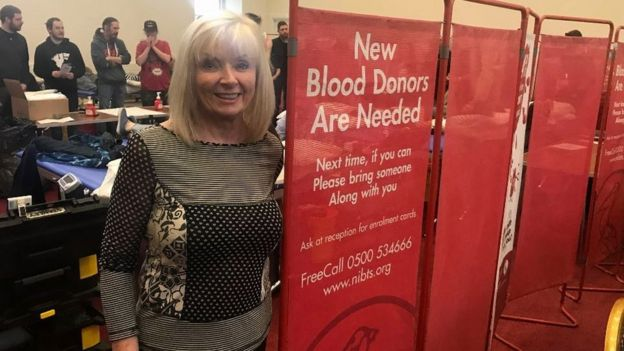 Christmas Blood Donation Drive.Actors Go To Gaol In Blood Donation Drive Bbc News