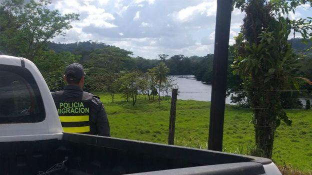Costa Rica cerco