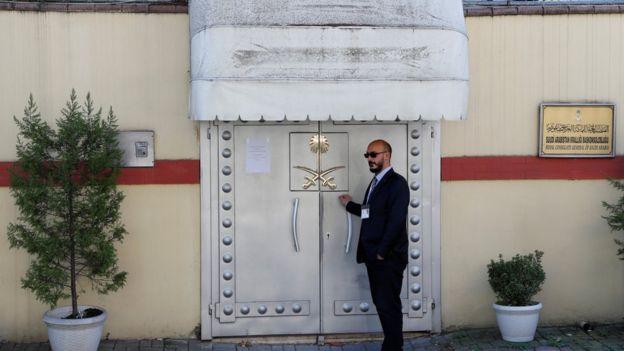 النائب العام السعودي سيزور القنصلية حيث قتل خاشقجي