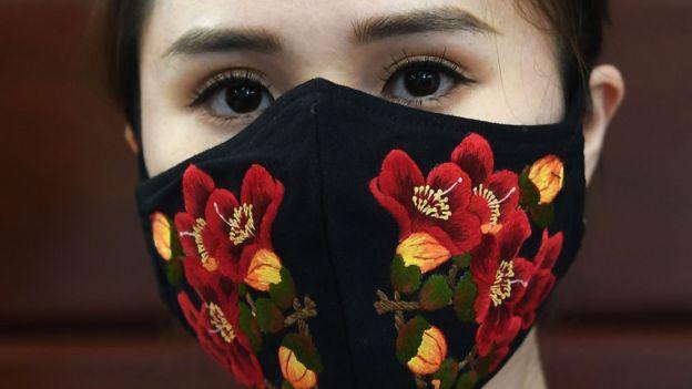 üz maskası