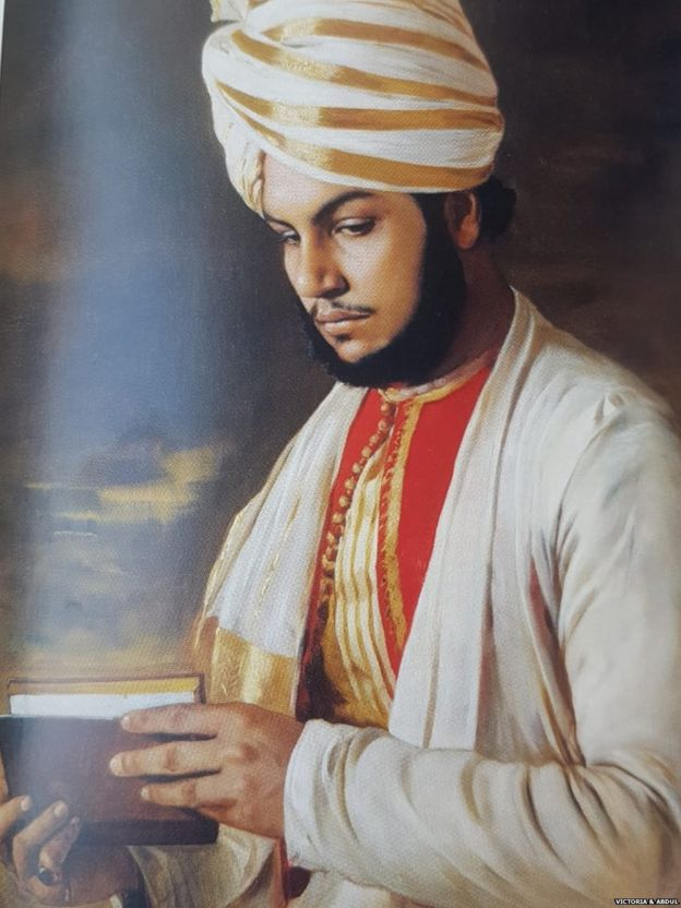 भारतीय मुंशी अब्दुल करीम