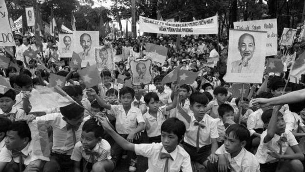 Sài Gòn ngày 1/5/1975