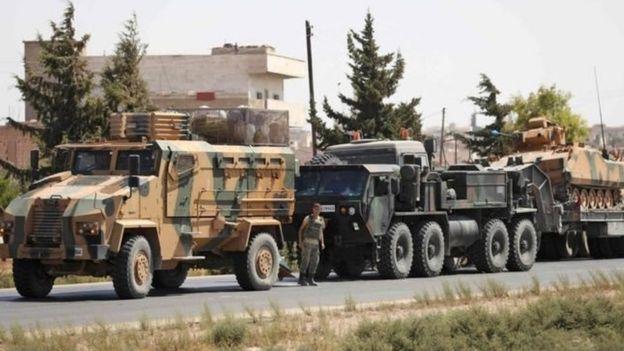 مصدر عسكري تركي بارز يقول إن القوات التركية سترد إدا جرى استهدافها