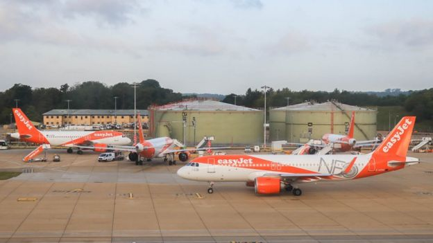 Gatwick Airport delays: Planes leave without passengers