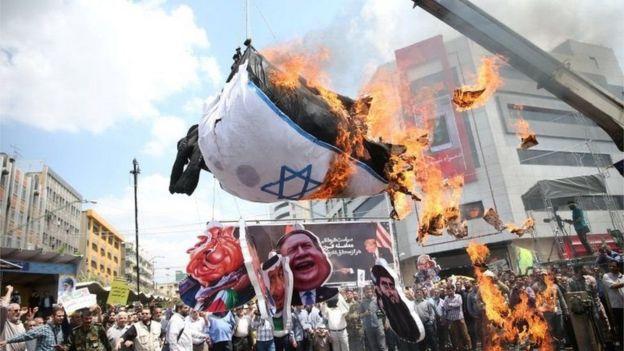 إسرائيل وإيران عدوتان لدودتان منخرطتان في أعمال تجسس إحداهما ضد الأخرى