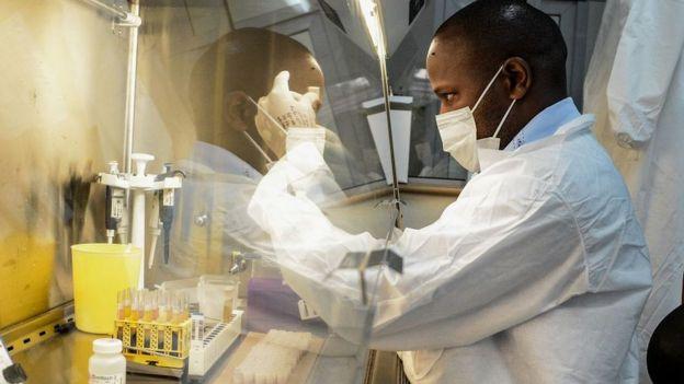 Kenya testing laboratory