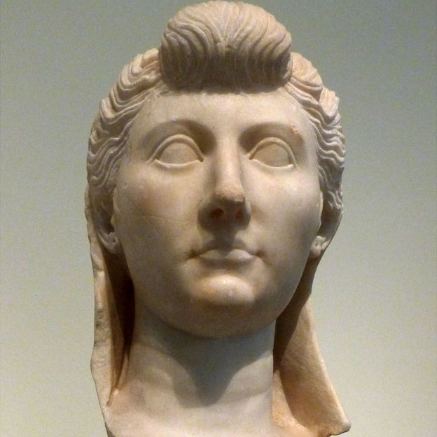 Livia Drusila o Julia Augusta