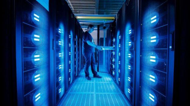 DKRZ supercomputer