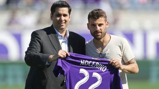 اشترى أوغوستو فريق أورلاندو سيتي الأمريكي لكرة القدم