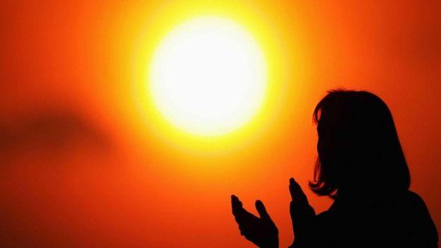 إن زيادة سطوع الشمس قد يسبب مشاكل خطيرة لأحفادنا