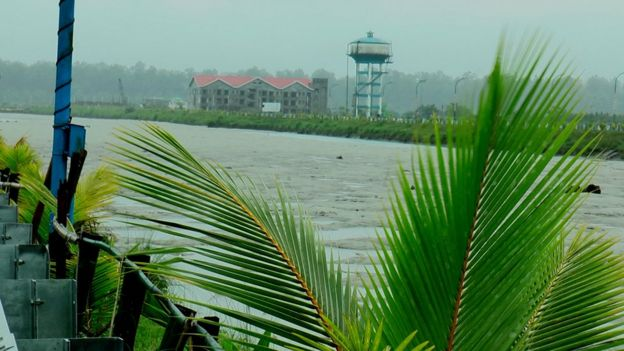 গাজলডোবাতে তিস্তা মহানন্দা লিঙ্ক ক্যানাল