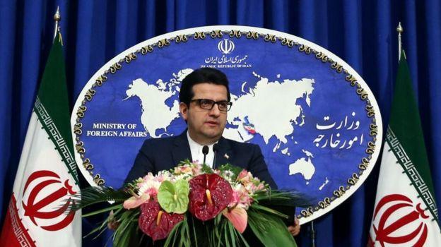 موسوی:هیچگونه جسدی از اتباع افغان در ساحل ایران مشاهده نشده که با توجه به وضعیت توپوگرافی رودخانه که شیب آن به سمت ایران است