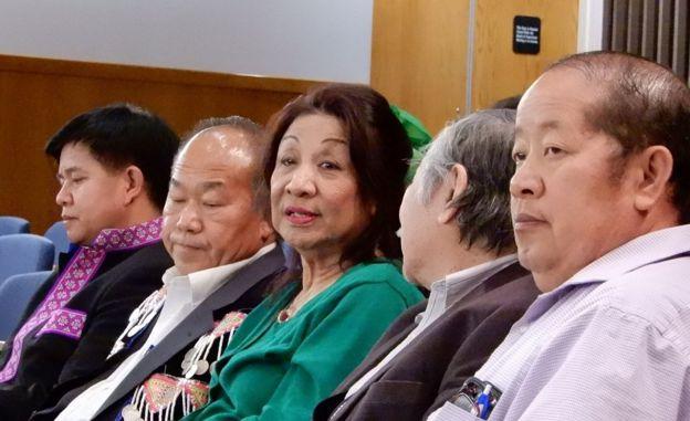 Khách tham dự buổi gặp gỡ với Đại sứ Mỹ ở San Jose hôm 18/2/20