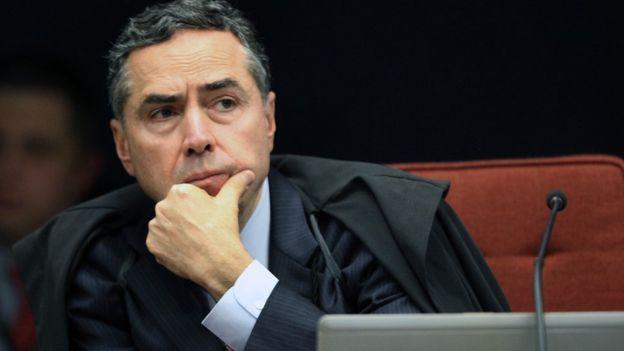 Ministro do STF Roberto Barroso