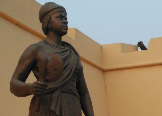 Estátua de Njinga