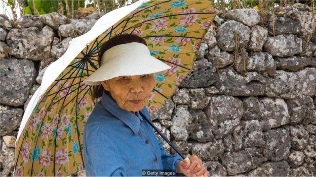 Japon kadın