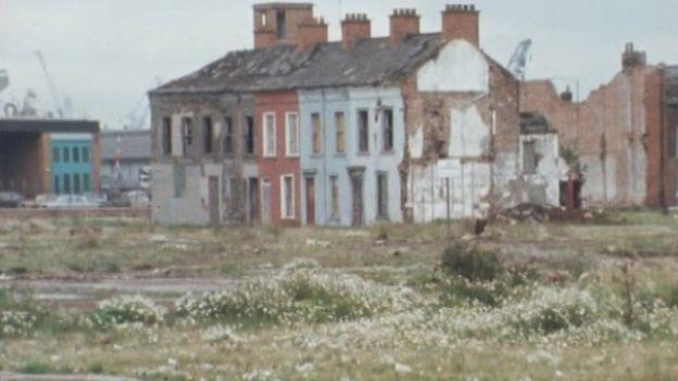Sailortown in 1974