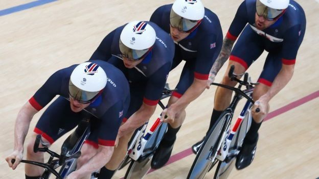 自行車競技運動員
