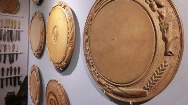 Antique Breadboard Museum