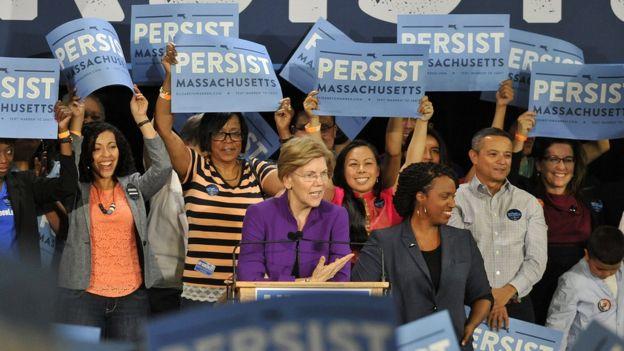 Kongre'ye seçilen kadınların yüzde 85'i Demokrat Parti'den