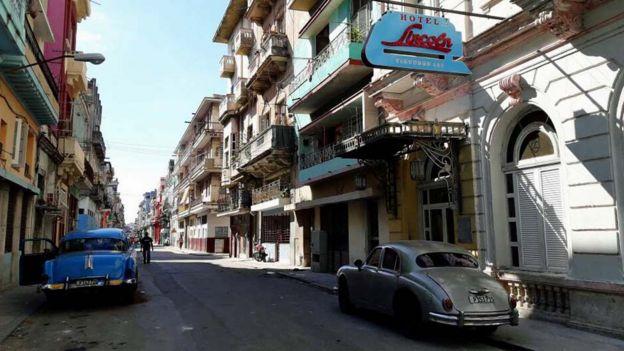 Hotel Lincoln de La Habana