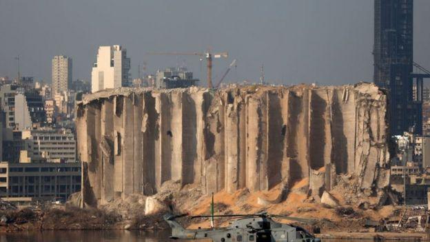 انفجار بيروت كان ابرز تعبير عن الأزمة في لبنان
