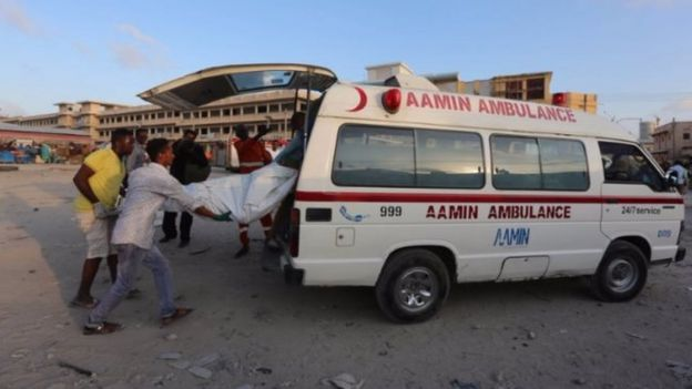 Aamin Ambulance