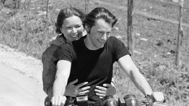 Sam Shepard starred alongside Ellen Burstyn in 1980 film Resurrection