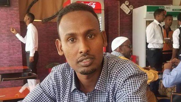 Baashe Maxamuud Axmed