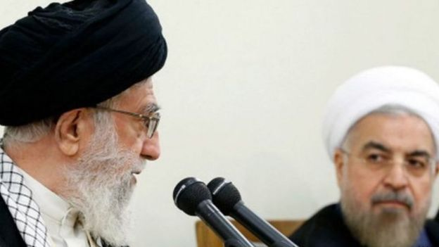 Risultati immagini per نهادهای موازی رهبر رئیس جمهور