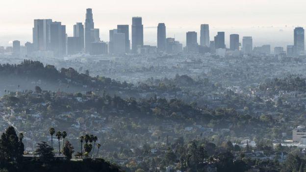 Ciudad de Los Ángeles.