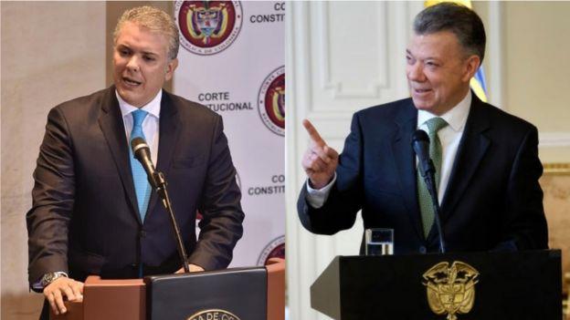 Duque y Santos