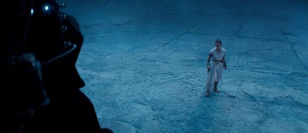 Ian McDiarmid, Daisy Ridley