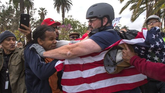 противники иммиграции в США