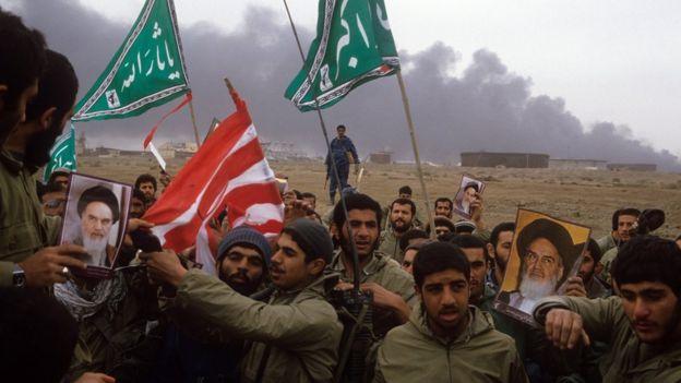 إيرانيون في الفاو