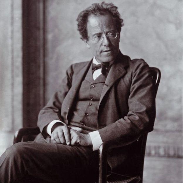 Gustav Mahler.