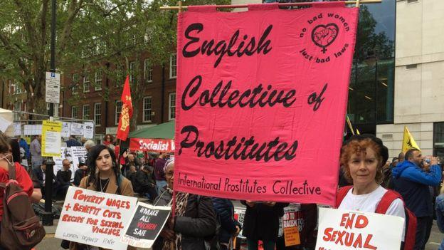 Первомайская демонстрация в Лондоне, 2019