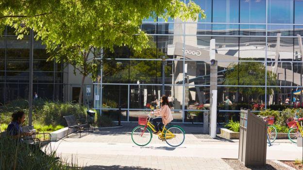 Googleplex en California