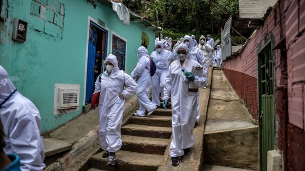 Doctores en Colombia